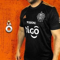 Camiseta Oficial Adidas Olimpia Alternativa f45967402b3d6
