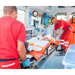 Curso Online de Transporte y movilización de pacientes críticos