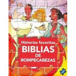 Historias Favoritas Biblias de Rompecabezas
