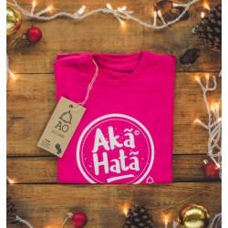 Camiseta Adidas Olimpia color rosa 7cdfb1a00829f