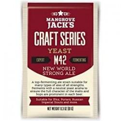 Levadura Mangrove Jack M42  Strong Ale